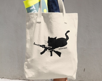 Kitten Army - Cotton Tote Bag