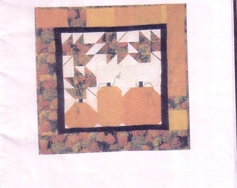 Patterns for small quilted wall hangings