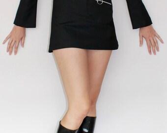 1960s style Mini Mod Dress size XS