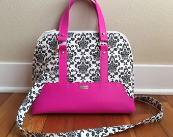 Made-to-order custom bag, custom purse