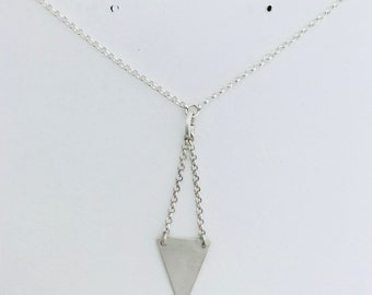 Connection Triangle Necklace