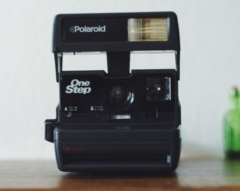 Film tested and working Polaroid OneStep 600 Instant Film camera