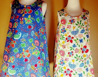 Twins! Set of 2 Dresses Just for twins!