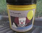 S.S Georgie - Stephen King - It inspired soy wax candle
