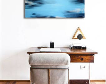 Original abstract painting / Contemporary art / Modern painting / Modern painting 50x70 by STUDIOARTENERGY