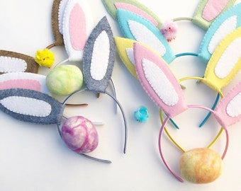 Easter Bunny Ears and Tail Deal