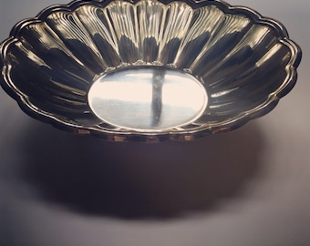 Silver Bowl, Vintage Bowls, Antique Bowls, Decorative Bowls, Vintage Silverware, Housewarming Gifts, Unique Housewarming Gifts, Hostess Gift