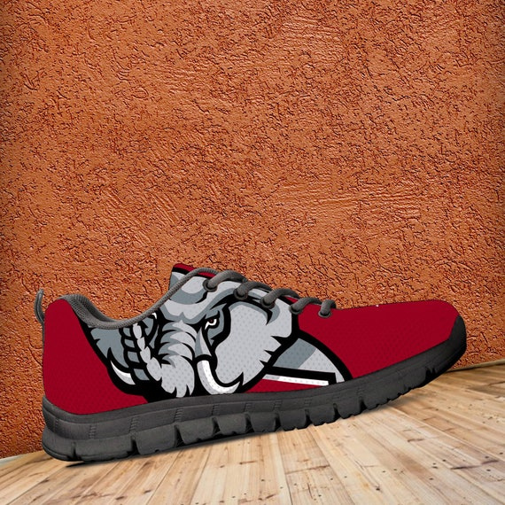 801d4655bbf2ad ... Tide Shoes Unofficial Sneakers Kids Fan Men Sizes Trainers Running gift  Alabama football basketball Custom Ladies ...