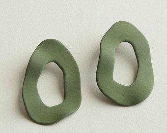 Cutout Earrings