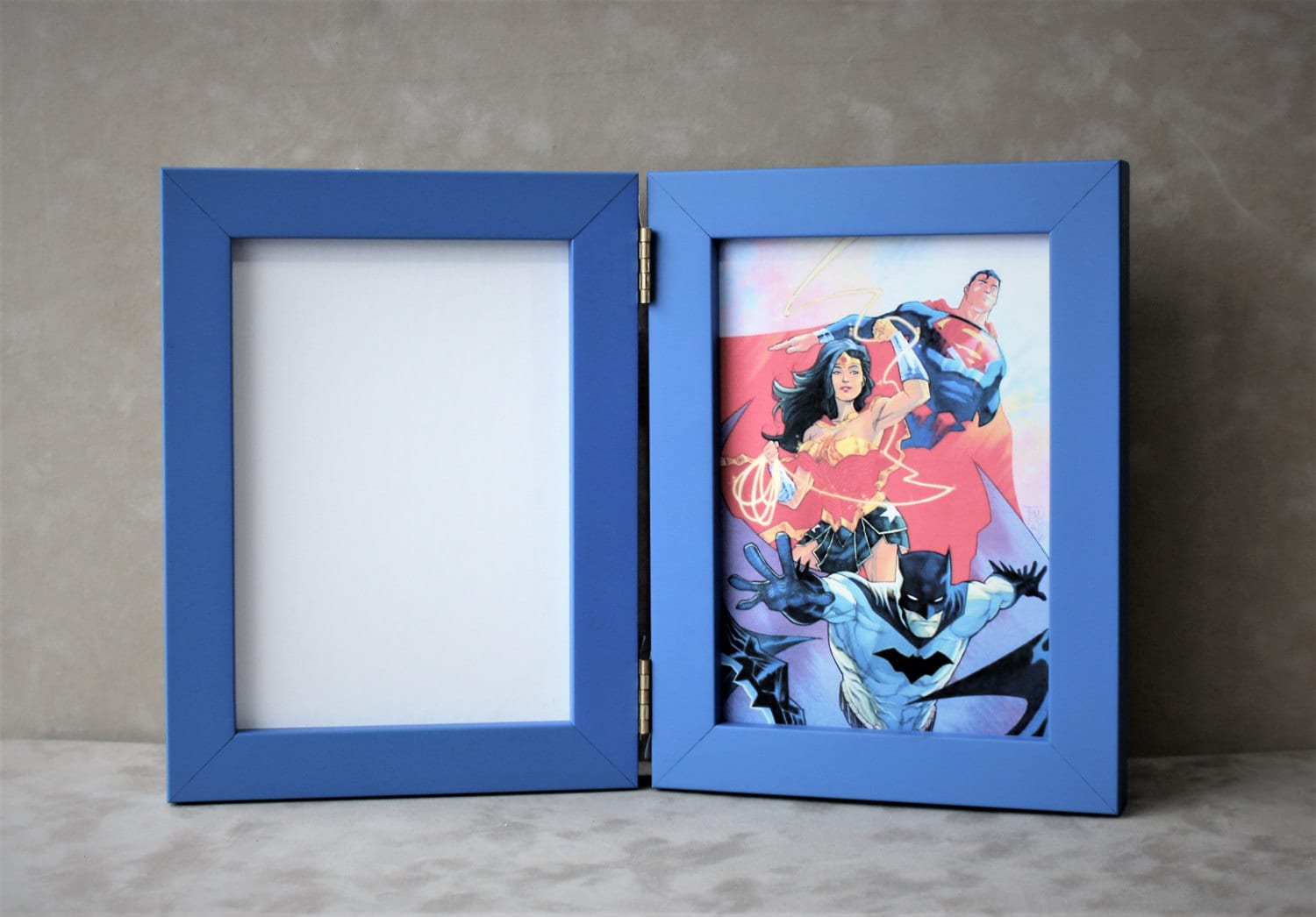 Funny Valentine Frame, Custom Hinged frame, Red Picture Frame ...
