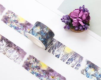 Moon Night Washi Tape