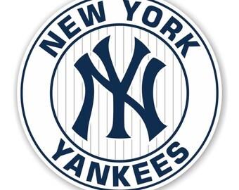 New York Yankees Hand Painted Custom Shoes