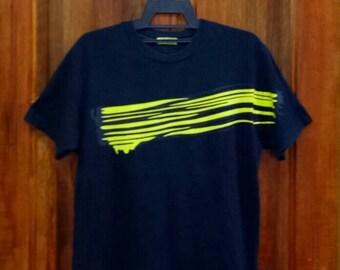 Rare!! ROY LICHTENSTEIN T-shirt nice design black colour medium size