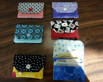 Travel/Gift Card Wallet