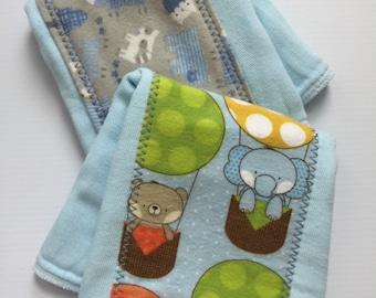 Diaper Burp Cloths / Baby Burping / Burp Rags / Burping Cloths / Baby Shower Gift