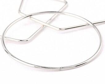 Round Minimal Modern Jewelry  Bracelet