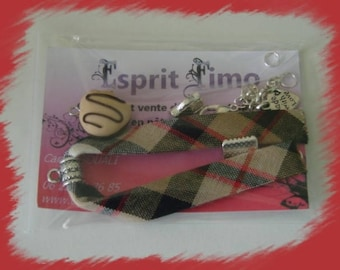 """Creation """"fabric bracelet and biscuit cookie cutter"""" Kit"""