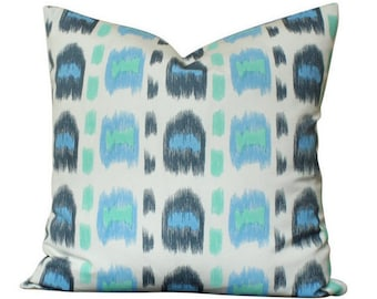 Outdoor Alan Campbell Cintra Pillow Cover in Blue
