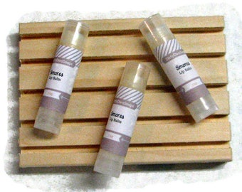 New Smores  Moisturizing Lip Balm with Shea Butter