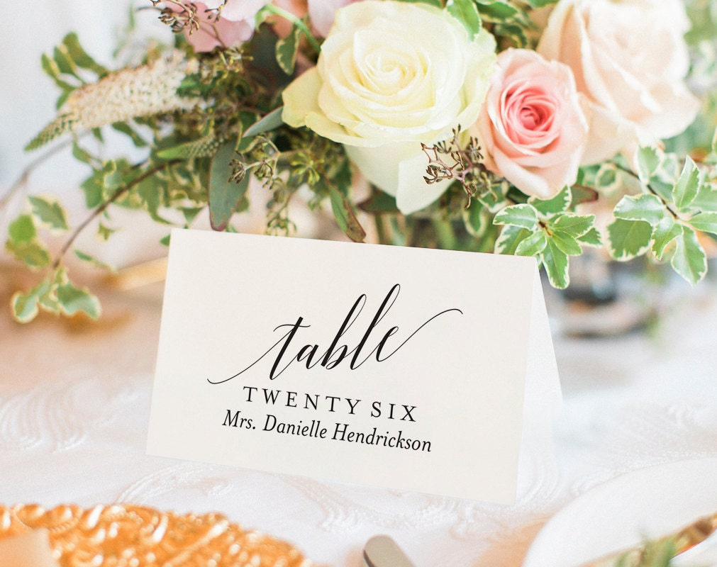 wedding place cards wedding place card printable place card