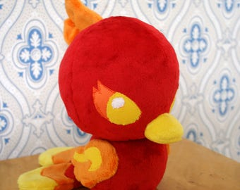 Plush Firebird