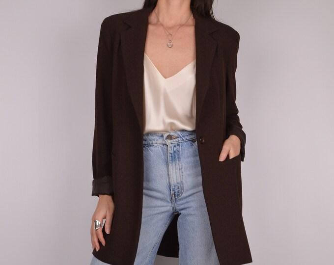 Vintage GIANNI Long Blazer