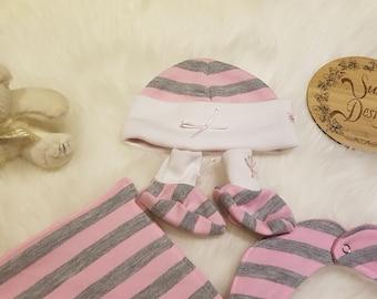 Newborn Girl Welcome set