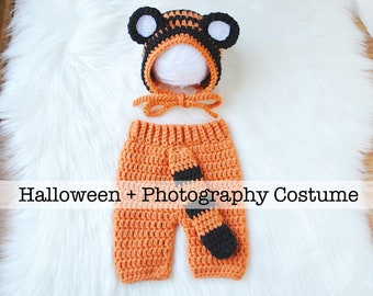 Hobbes Baby Costume, Baby Tiger Hat, Tiger Costume, Hobbes Baby Hat, Knit Tiger Hat, Hobbes Tiger Hat, Baby Costume, Tiger Hat, Baby Hat