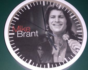 clock wall decor Mike Brant