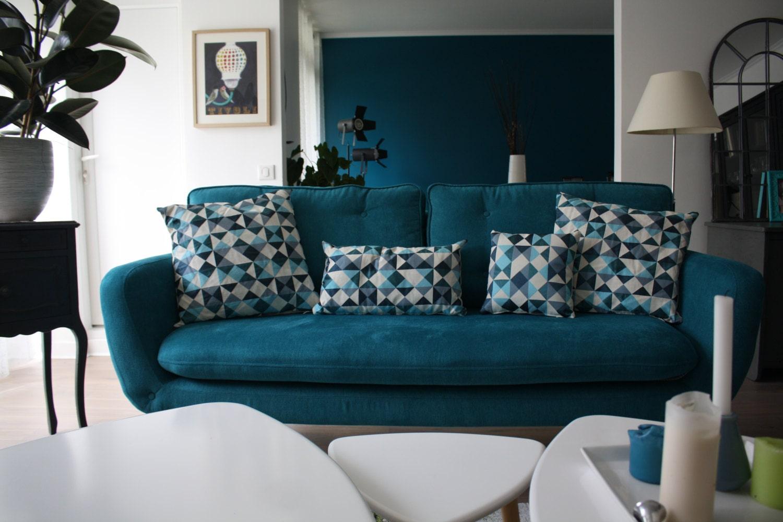 scandinavian cushion cover 19 housse de coussin 50cm x. Black Bedroom Furniture Sets. Home Design Ideas