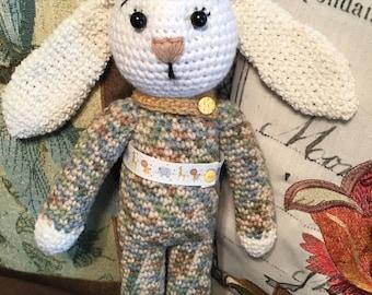 Crochet  Bunny so nice