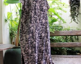 Simply Comfy Cotton Dress - Sabai 1710-04