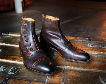 Merganser Button Boot