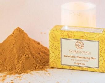Ayurvedic Tumeric Soap