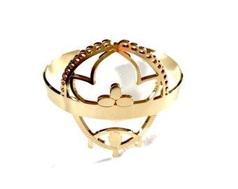 Bohemian cuff jewelry