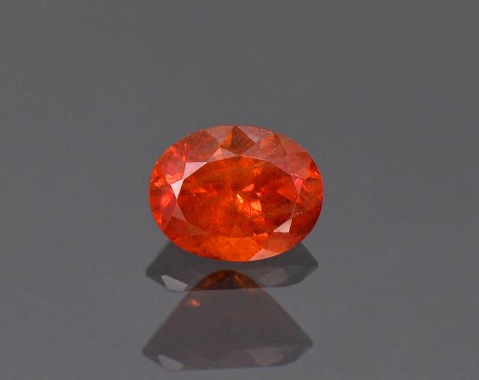 Fantastic Large Rare Orange Triplite Gemstone from Pakistan 2.41 cts.
