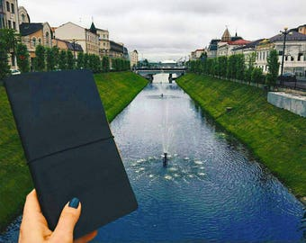 Travelers notebook cover, Journal Starter, Journal Set, Passport TN, Regular TN,Midori Traveler's Notebook
