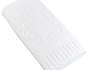 Ultra Plush embroidery towels