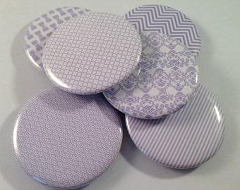 Lilac Pocket Mirrors