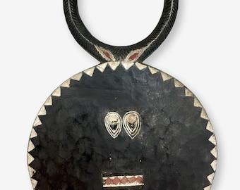 Baule Mask or Goli Mask Large, Ivory Coast