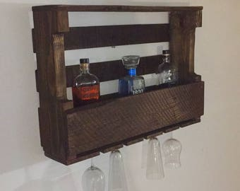 Medium Liquor/Wine Shelf