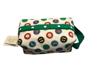 DC Comics Logos Project Bag Boxy Bag