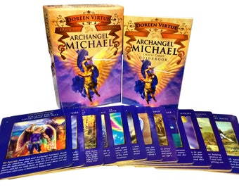 3 Card Archangel Michael Angel Card Video Reading! Special Etsy Price!