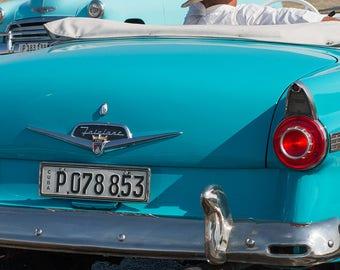 Cuba Photography, Taxi Driver in Havana Cuba, Old Cars, turquoise, old havana, architecture, rebecca plotnick, havana cuba, chasing light