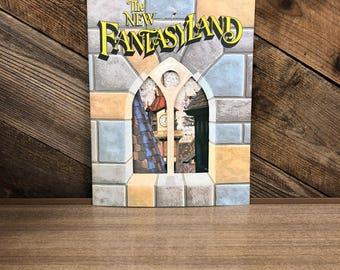 "Disneyland ""The New Fantasyland"" Booklet"