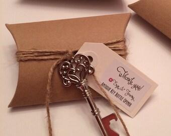 Bottle openers wedding favors