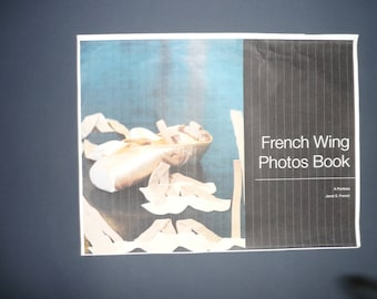 The frenchwing , a solution for prepping a dancer's pointe shoe