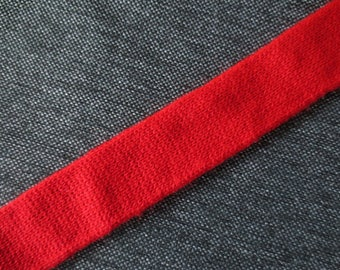 """Sleeve knit width 3 """"red 37"""""""