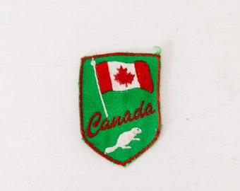 Vintage Canada Patch