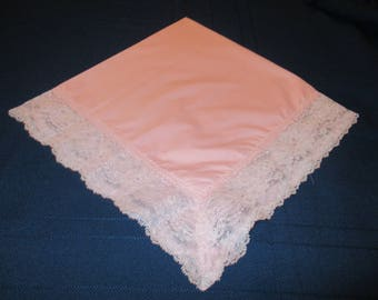 Handkerchief, Church Lap Throw